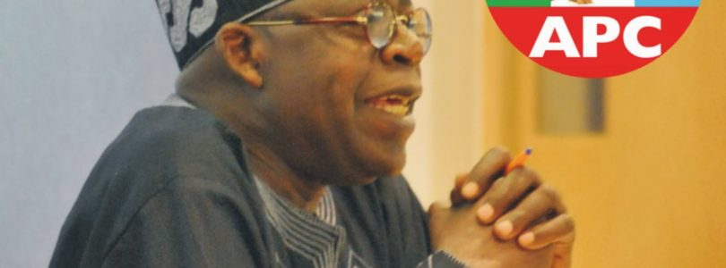 Asiwaju Bola Tinubu responds to The Oba of Lagos' speech