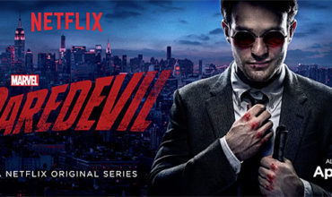 "Purported Red Netflix ""Daredevil"" Costume Image Leaks Online"