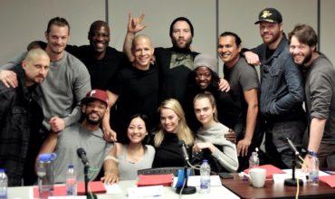 Task Force X Assembles for an Official Suicide Squad Cast Photo!