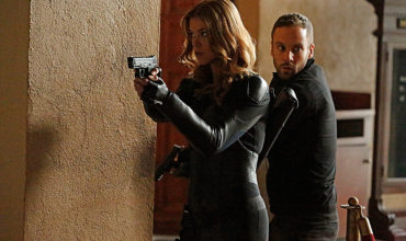 Adrianne Palicki and Nick Blood Head to the Mysterious Marvel Spinoff Series