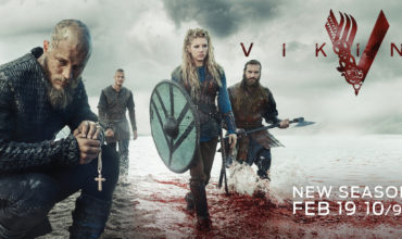TV SERIES REVIEW: VIKINGS SEASON 3!