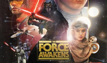 New Star Wars: The Force Awakens Photo reveals Captain Phasma