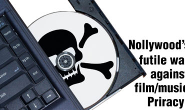 Nollywood's futile war against film/music Piracy!