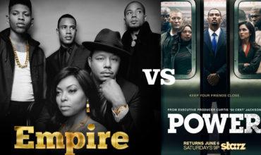 TV Series Review: Fox's Empire Vs Starz Power!