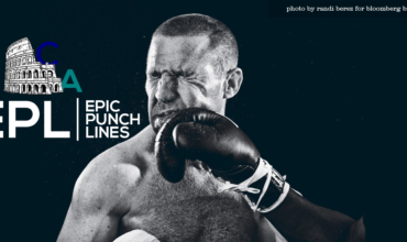 Introducing CA's EPL – Epic Punch Lines