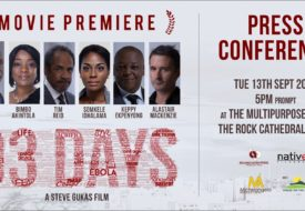 93 Days: The Movie about Ebola