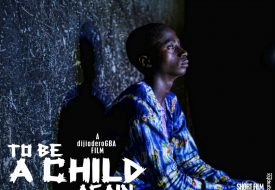 To be a Child Again Poster